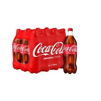 Coca Cola 1 Litre 12pk