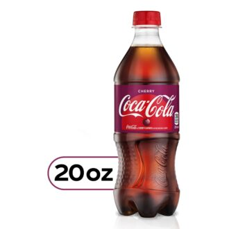 Coca Cola Cherry 20 fl Oz 24 pk