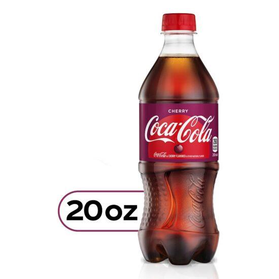 Coca Cola Cherry 20 fl Oz 24 pk