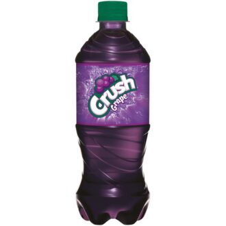 Crush Grape 20 fl Oz 24 pk