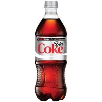 Diet Coke 20 fl Oz 24 pk