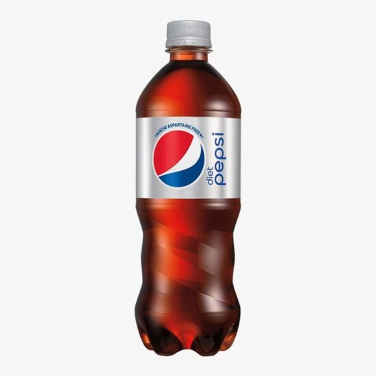 Diet Pepsi 20 Fl Oz 24pk