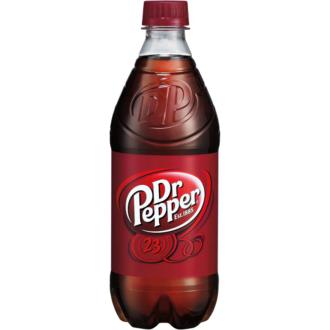 Dr Pepper 20fl Oz 24pk