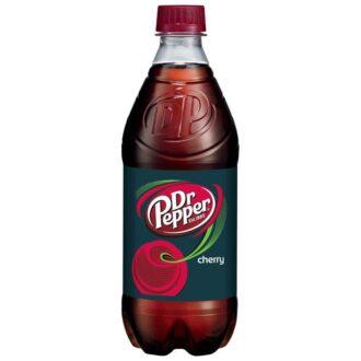 Dr Pepper Cherry 20 Fl Oz 24pk