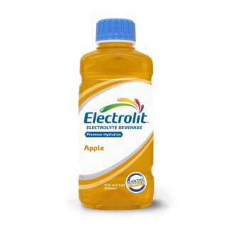 Electrolit Apple 21fl 12pk