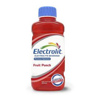 Electrolit Fruit Punch 210z 12pk