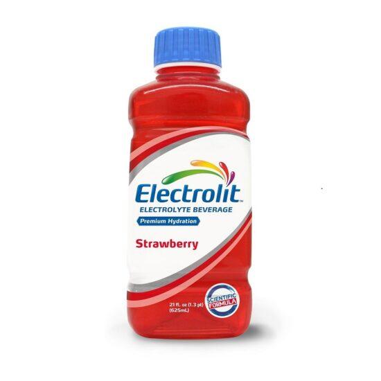 Electrolit Strawberry 210z 12pk