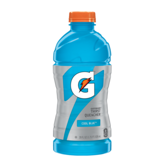 Gatorade Cool Blue 28oz 15pk