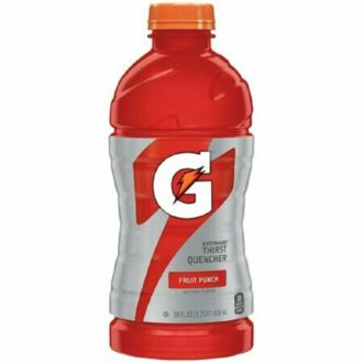 Gatorade Fruit Punch 28oz 15pk