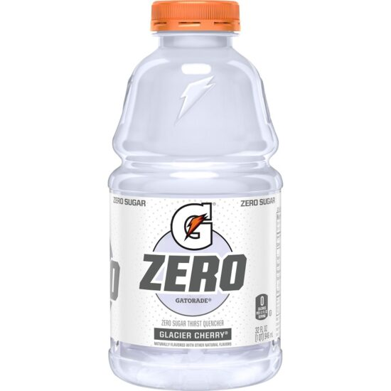 Gatorade Glacier Cherry 32oz 12pk
