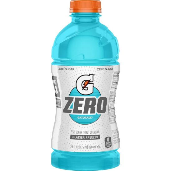 Gatorade Glacier Freeze 28oz 24pk
