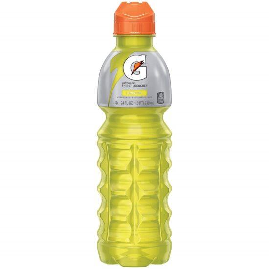 Gatorade Lemon Lime Sport Cap 24oz 24pk