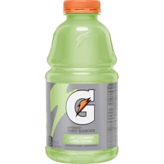 Gatorade Lime Cucumber 32oz 12pk