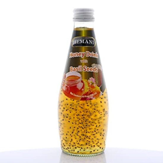 Honey Drink With Basil Seed 290 ml 24ct