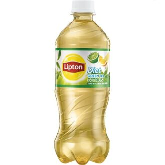 Lipton Green Tea Citrus 20 Fl Oz 24pk