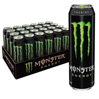Monster Green Regular 16 Oz 24pk