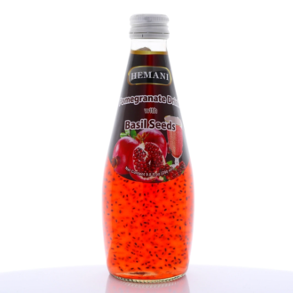 Pomegranate Basil Seed 290 ml 24 ct