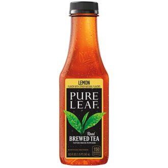Pure Leaf Lemon 18.5fl Oz 12pk