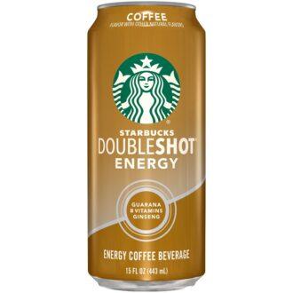 Starbucks Coffee Double Shot
