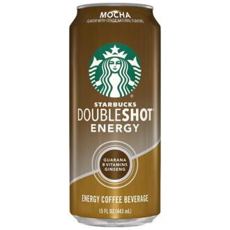 Starbucks Mocha Double Shot 15oz 12ct