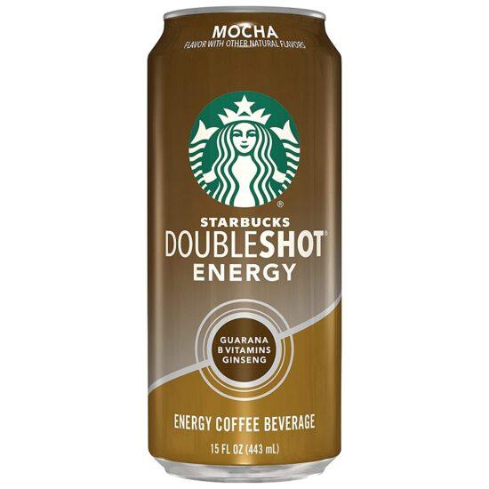 Starbucks Mocha Double Shot 15oz 12ct