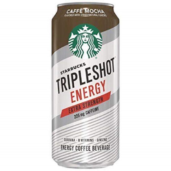 Starbucks Mocha Triple Shot 15oz 12ct