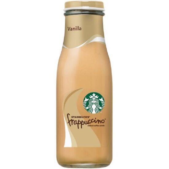 Starbucks Vanilla Frappuccino 13.07oz 12ct