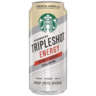 Starbucks Vanilla Triple Shot 15oz 12ct