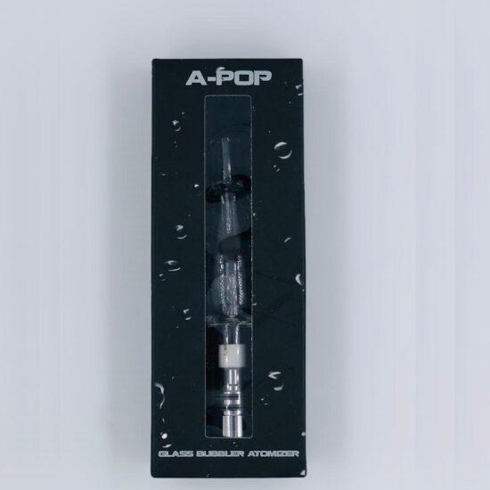 A-Pop Glass Bubbler Atomizer