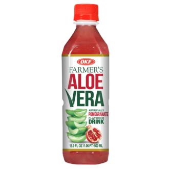 OKF Farmers Aloe Vera Pomegranate