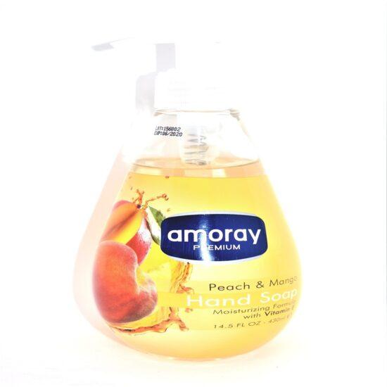 AMORAY HAND SOAP PEACH