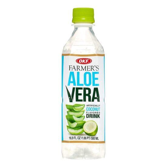 Aloe Vera Coconut Flavor