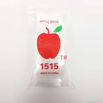 Apple Bags 15-15 Clear