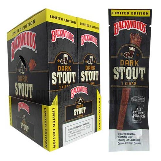 BACKWOOD DARK STOUT SINGLE
