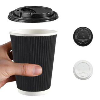 Black Cup Lid
