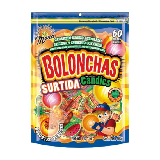 Bolonchas Surtida Candies
