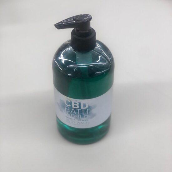 Bath World Vanilla Tobacco Body Wash