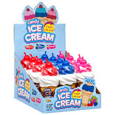 CANDY ICE CREAM