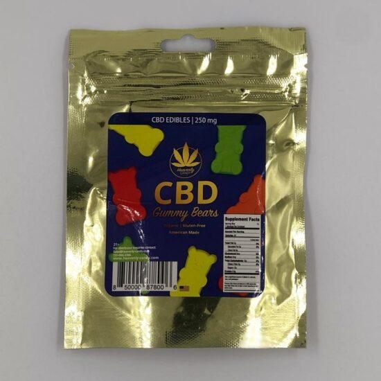 CBD Gummy Bear 250mg