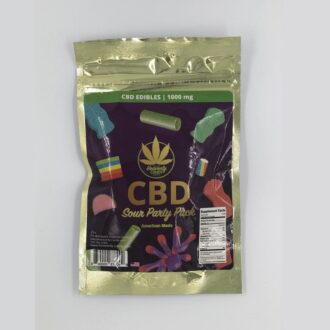 CBD Sour Party Pack 1000mg