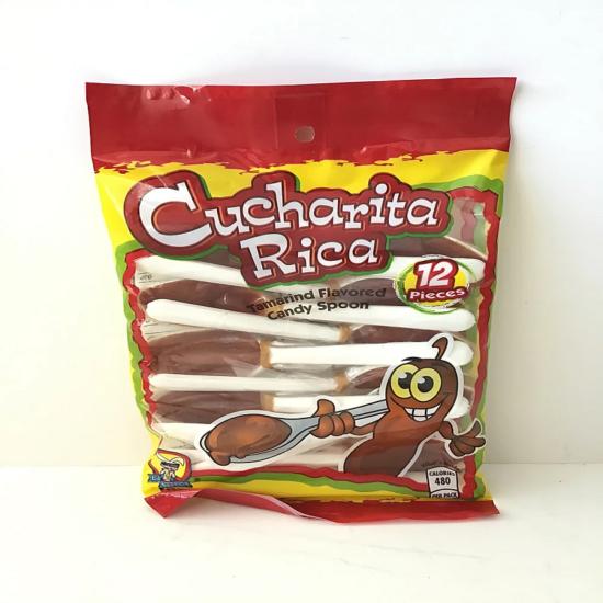 Cucharita Rica 12pc