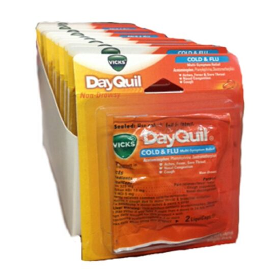 DAYQUIL BLISTER 12CT