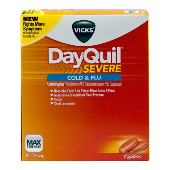DAYQUIL BOX 20CT