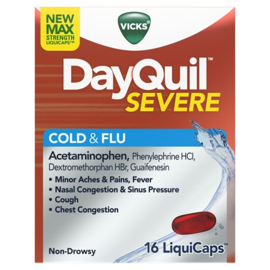 DAYQUIL LIQUICAPS 16 CT