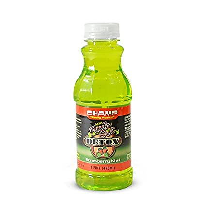 DETOX Strawberry Kiwi