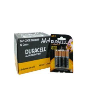 Duracell AA-4 12pk