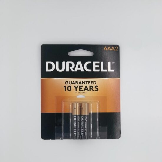 Duracell AAA-2pk 18 Cards