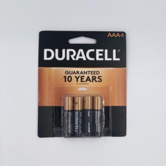 Duracell AAA-4pk 18 Cards