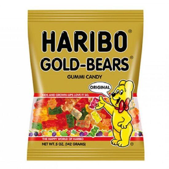 HARIBO GOLD BEARS 12 BAGS