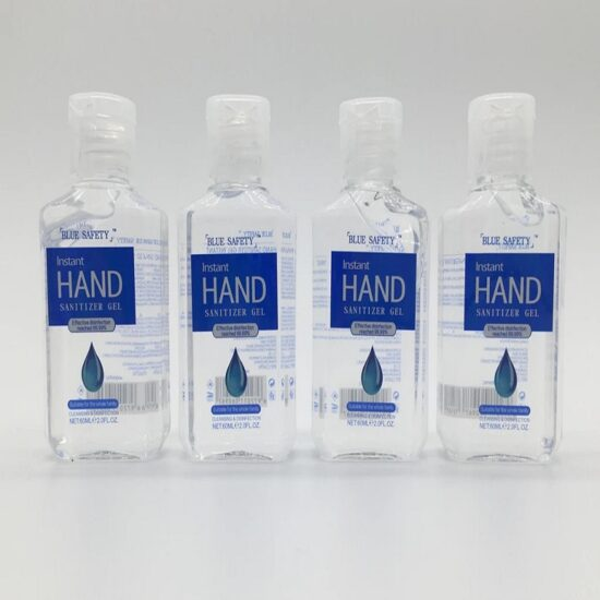 INSTANT HAND SANITIZER GEL